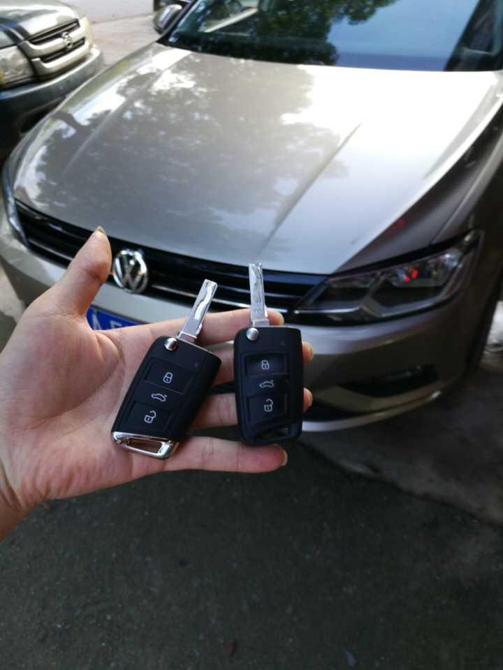 匹配汽车钥匙